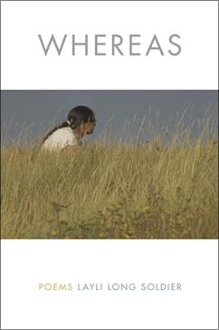 Whereas book cover