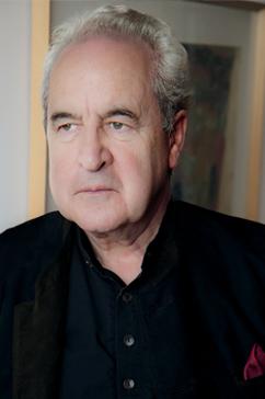 John Banville portrait