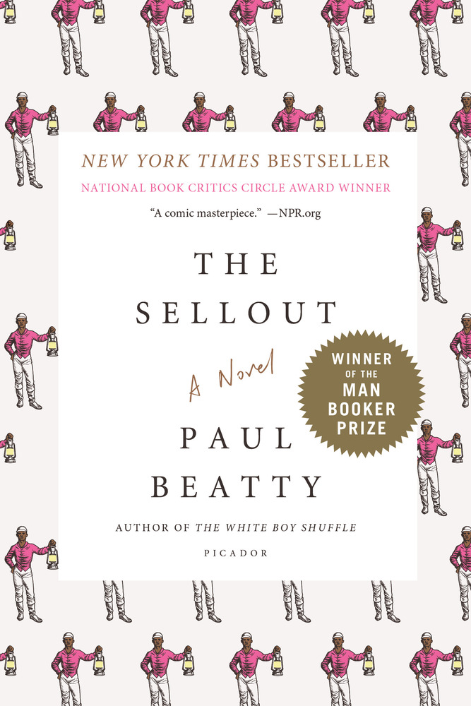 The Sellout Cover