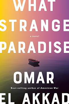 What Strange Paradise Book Cover