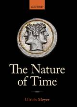 Nature of Time Book Cover