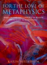 For the Love of Metaphysics Book Cover