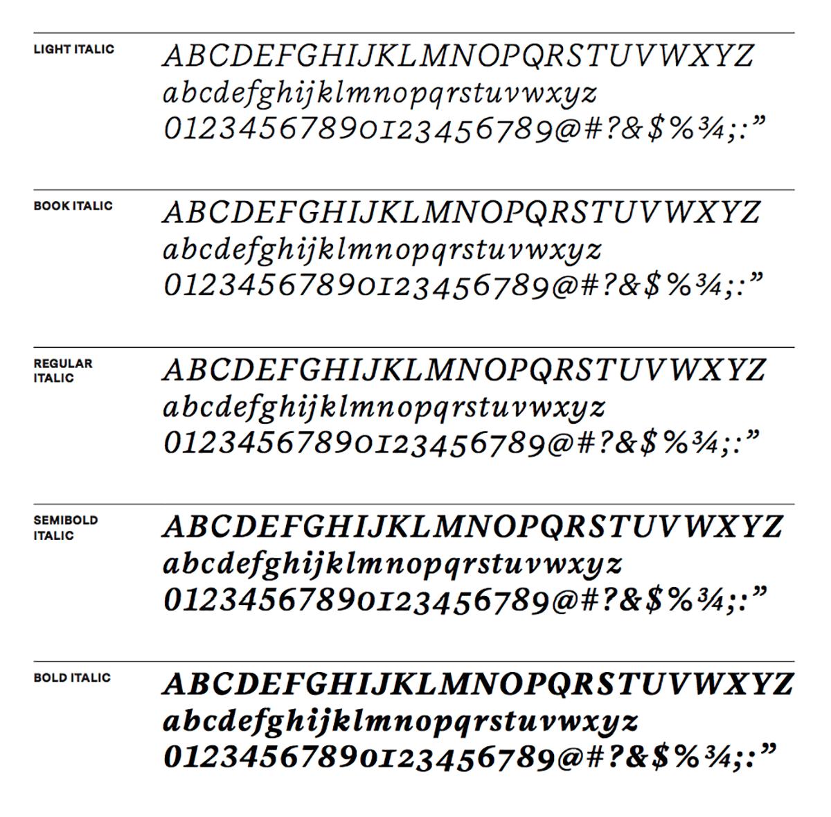 Typography   Colgate University