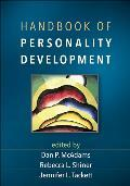 "Book cover of ""Handbook of Personality Development"" by Rebecca Shiner"