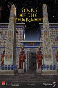 movie poster of an ancient Egyptian temple