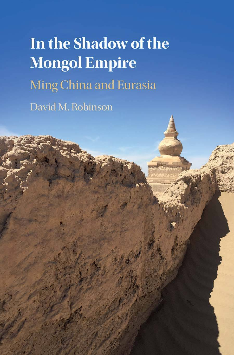 In the Shadow of the Mongol Empire: Ming China and Eurasia Book Cover