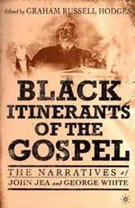 Book cover of Black Itinerants of the Gospel
