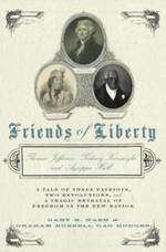 Book cover of Friends of Liberty