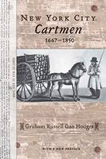 Book cover of The New York City Cartmen, 1650–1860