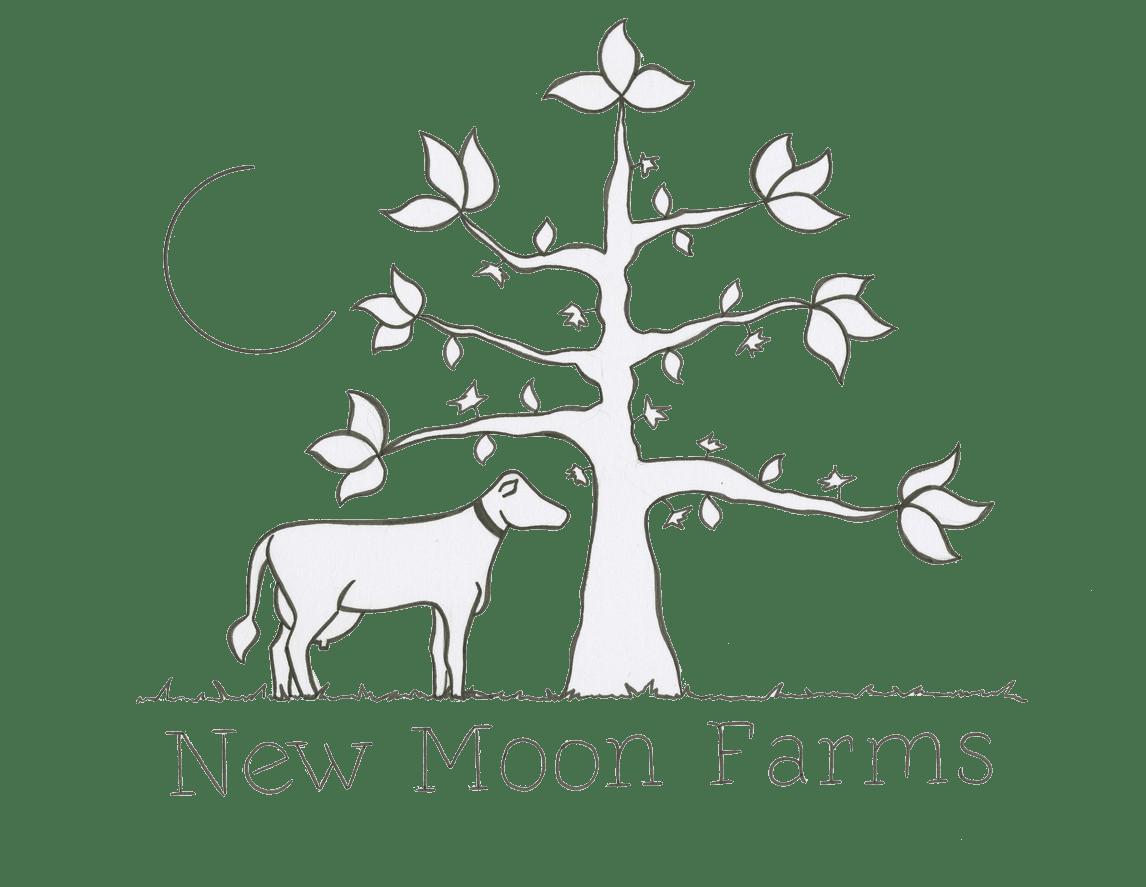 New Moon Dairy logo