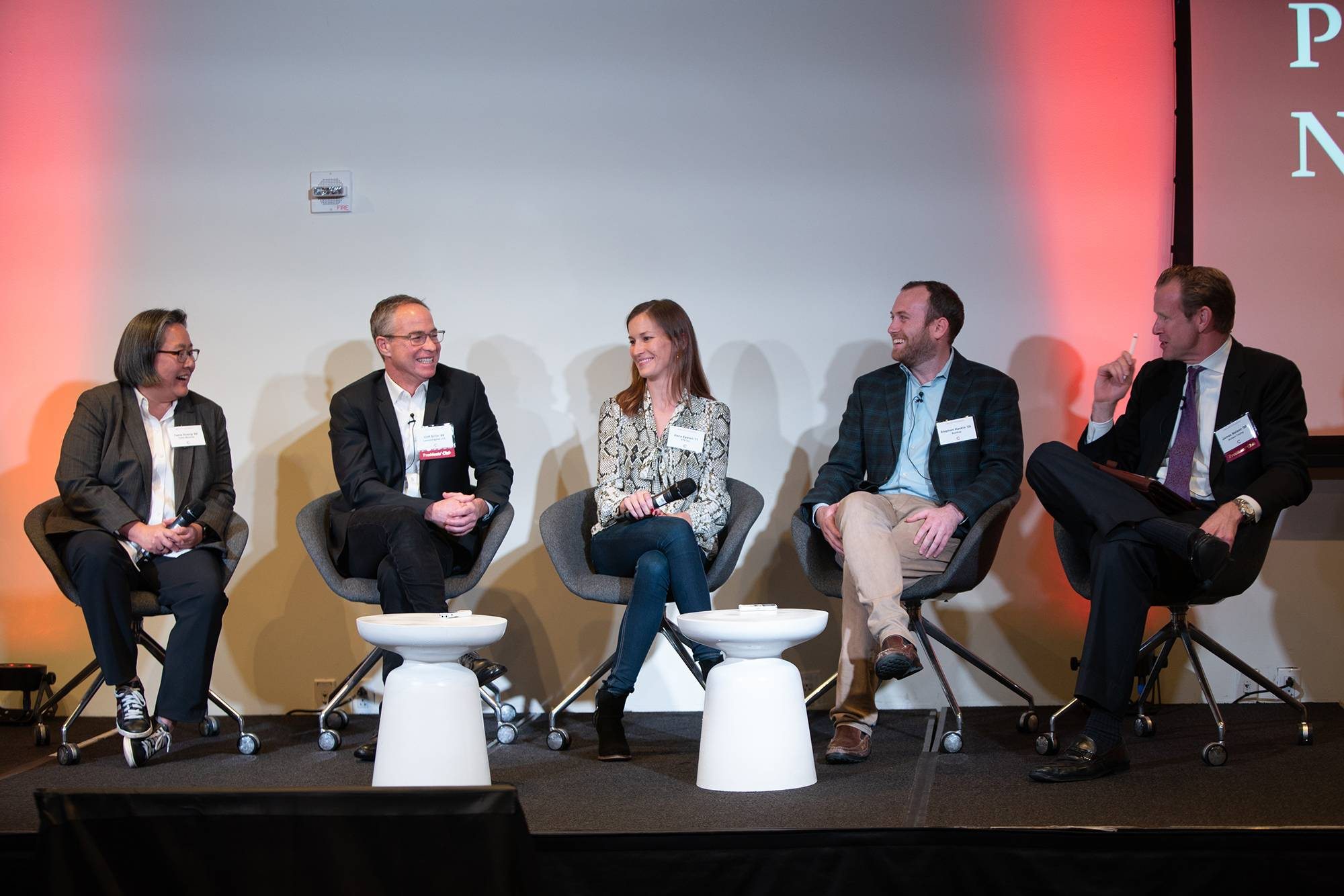 Colgate Real Estate Council Panel in NYC