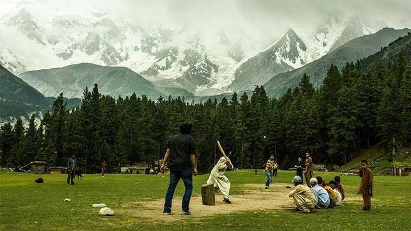 Cricket in Gilgit