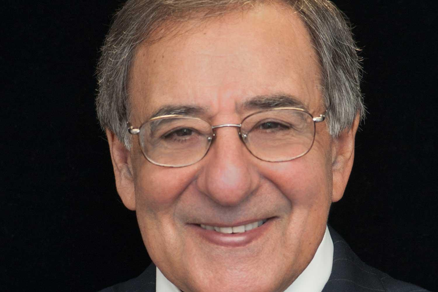 Portrait of Leon Panetta